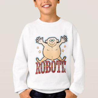 Robotic Fat Man Sweatshirt