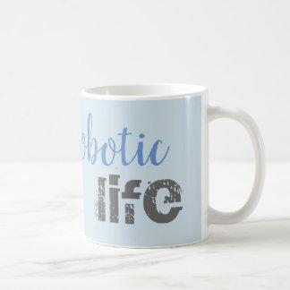 robotic life coffee mug