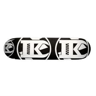 Robotic Skateboard Decks