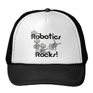 Robotics Rocks Cap