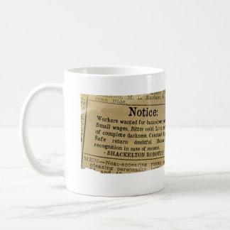 Robotics Workers Wanted! Coffee Mug