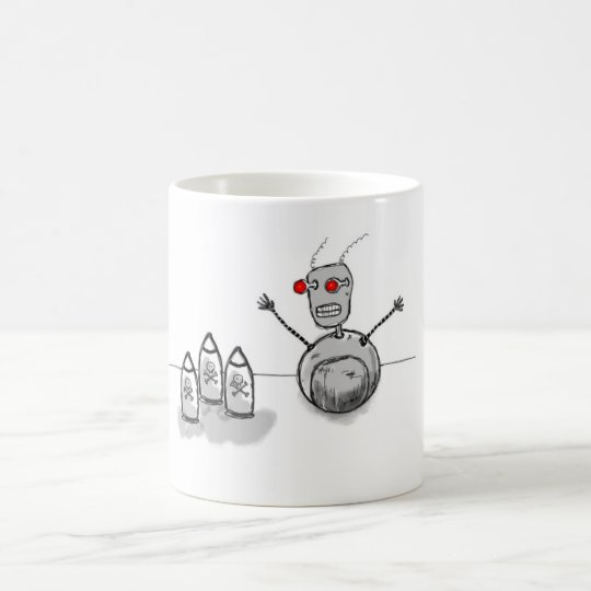 Robots are Awesome! Coffee Mug