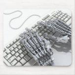Robots arm mousepads