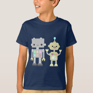 Robots At Play T-Shirt