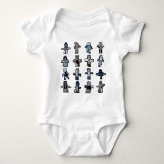 ROBOTS baby Baby Bodysuit