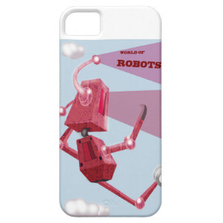 Robots iPhone 5 Cover