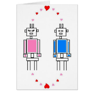 Robots Love Cards