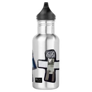 ROBOTS nina, siena, jaisal 532 Ml Water Bottle