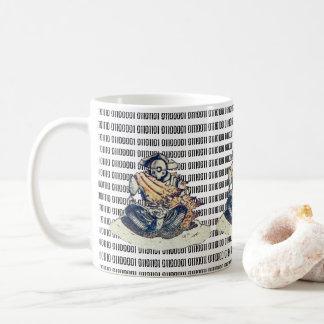Robots Seeking Englightenment Coffee Mug