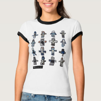 ROBOTS Tee for mom