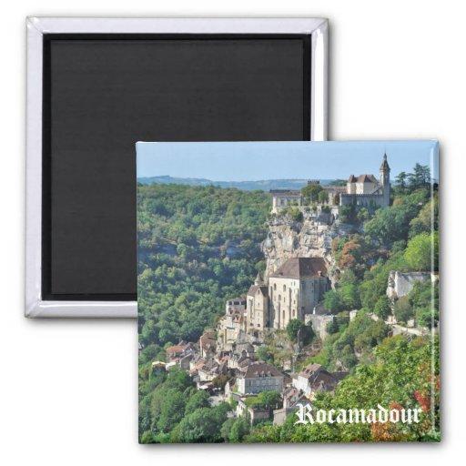 Rocamadour Refrigerator Magnets