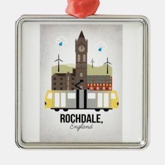 Rochdale Christmas Ornament