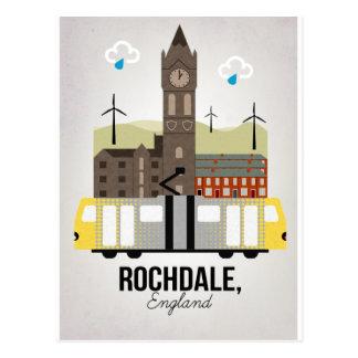 Rochdale Postcard