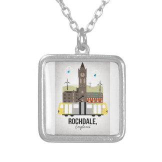 Rochdale Silver Plated Necklace
