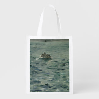 Rochefort's Escape by Edouard Manet Market Tote