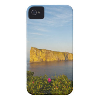 Rocher Perce (Perce Rock), Quebec, Canada. iPhone 4 Case-Mate Cases
