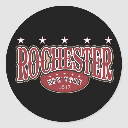 Rochester1817 Stickers