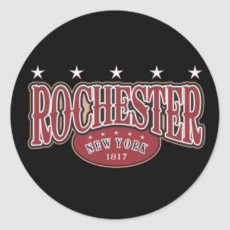 Rochester1817 Stickers