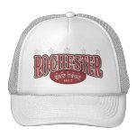 Rochester 1817 mesh hats