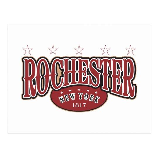 Rochester 1817 postcard