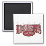 Rochester 1817 refrigerator magnets