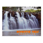 Rochester falls, Mauritius Post Card