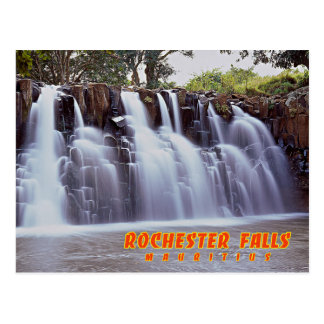 Rochester falls, Mauritius Postcard