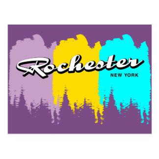 Rochester New York Postcard