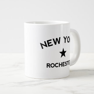 Rochester New York Extra Large Mug