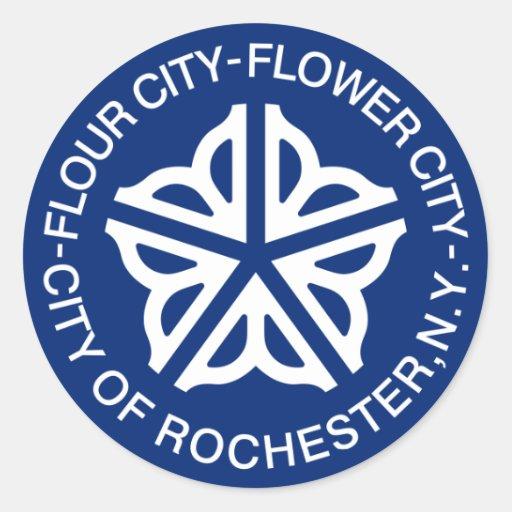 Rochester, New York, United States Sticker