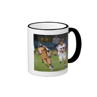ROCHESTER, NY - JULY 23: Dan Groot #8 Coffee Mugs
