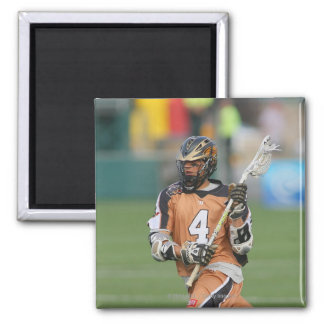 ROCHESTER, NY - JULY 23:  Jeff Colburn #4 Refrigerator Magnet