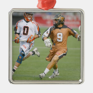 ROCHESTER, NY - JULY 23:  Stefan Striebel #9 2 Christmas Ornament