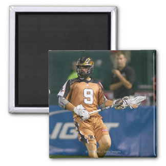 ROCHESTER, NY - JULY 23:  Stefan Striebel #9 Square Magnet