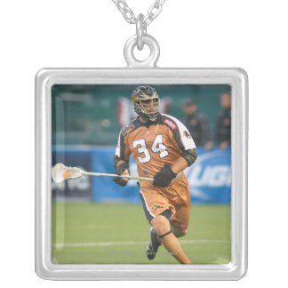 ROCHESTER, NY - JUNE 24:  Anthony Kelly #34 Silver Plated Necklace