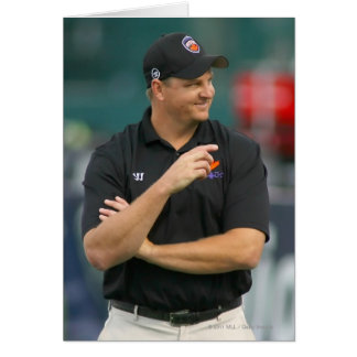 ROCHESTER, NY - JUNE 24:  Regy Thorpe, head Card