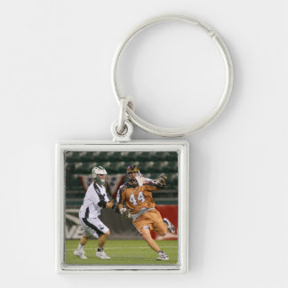 ROCHESTER, NY - MAY 21:  Greg Bice #44 Silver-Colored Square Key Ring