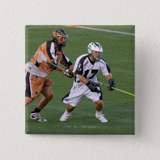 ROCHESTER, NY -MAY 21: Nick O'Hara #17 15 Cm Square Badge