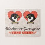 Rochester Peregrine Soap Opera Jigsaw Puzzle