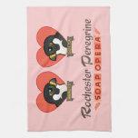 Rochester Peregrine Soap Opera Kitchen Towel