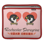 Rochester Peregrine Soap Opera Sleeves For iPads
