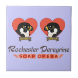 Rochester Peregrine Soap Opera Tiles