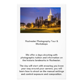 Rochester Photography Tours 14 Cm X 21.5 Cm Flyer