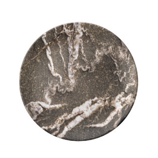 Rock(1) Porcelain Plate