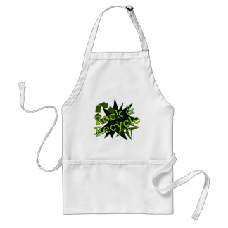Rock and Recycle Standard Apron