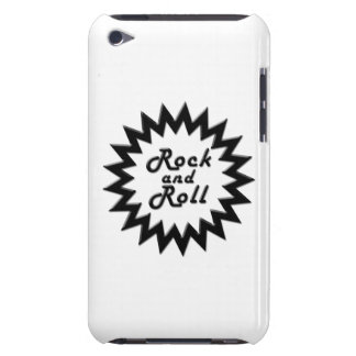 Rock and Roll Barely There iPod Cover
