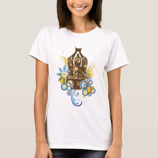 Rock and Roll Buddha T-Shirt
