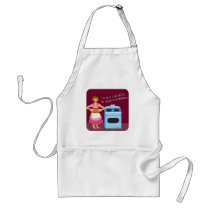 Rock and Roll Casserole Standard Apron