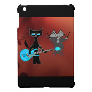 Rock And Roll Cats Case For The iPad Mini