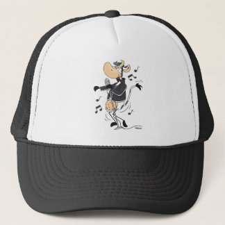 Rock and Roll Cow Hat